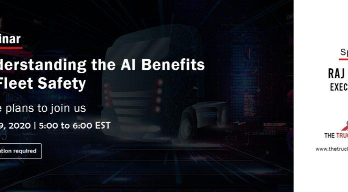 Webinar- Understanding the AI Benefits to Fleet Safety